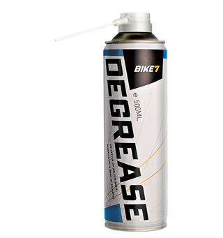 Bike7 Degreaser Avfettingsspray 500ml Avfetting til universalt bruk